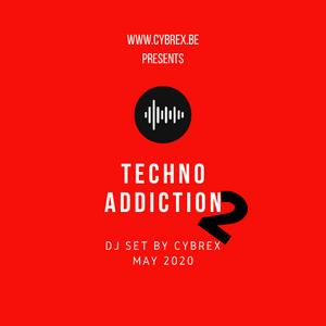 CYBREX MIX MAY 2020 - TECHNO ADDICTION VOL 2