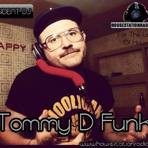 Da Groove Sessions Vol 5 With Tommy D Funk