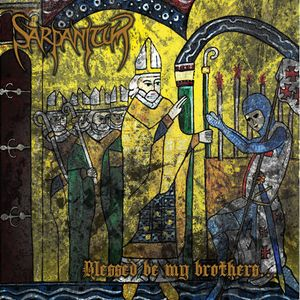 Dead Albatross 2015 - Sarpanitum - Blessed Be My Brothers (Willowtip)