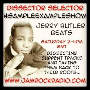 SAMPLE EXAMPLE SHOW: JERRY BUTLER BEATS