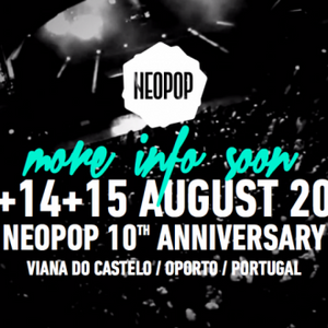Sven Vath live @ Neopop Festival 2015 (Portugal)