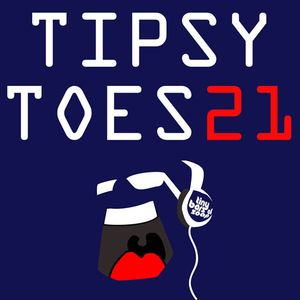 Tipsy Toes 21 (Mixtape: Techno+House, 126-128 bpm)