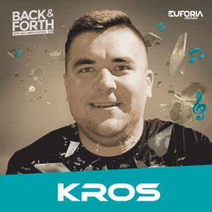 EUFORIA FESTIVALS pres. BACK & FORTH 2.0 KROS Poznań Hala Arena (15-10-2016)