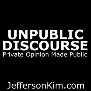 UNPUBLIC #21 - Reaction to Sam Harris' Blind Spot in Apple-FBI Debate: Tyranny, Monopoly of Violence