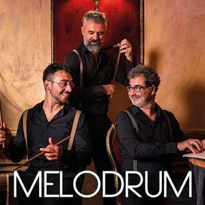 Border Radio Live con Melodrum per la presentazione di Tony's Dream. 1/12/18