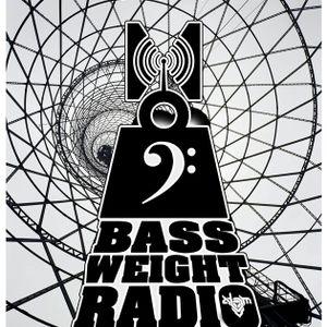 BASSWEIGHT RADIO 30/1012 - Olie Bassweight & DMG