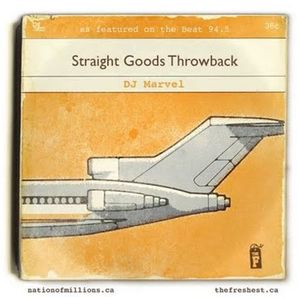Straight Goods Throwback Mix
