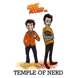 Temple of Nerd 07: Audio Nerds!