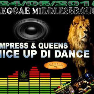 REGGAE MIDDLESBROUGH NICE UP DI DANCE