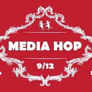 Media Hop Party, December 8th 2017, by DJ Hummus