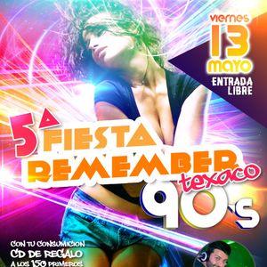 5 Fiesta Remember Texaco by Dj SenSi