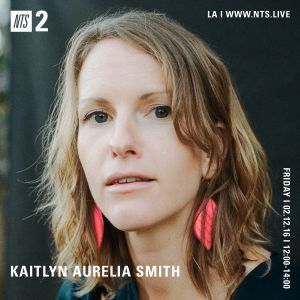 Kaitlyn Aurelia Smith - 2nd December 2016