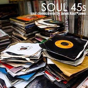 SOUL 45s [ Soul Classics-Mix ]