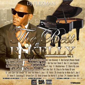 THE BEST OF R-KELLY VOL. 1 (THE STEPPERS EDITION)
