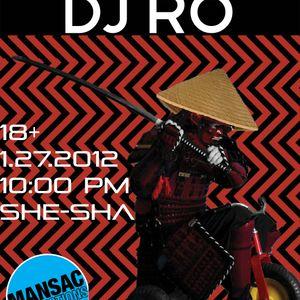 DJ RO mix 7 retRO HYPE x4
