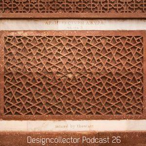 Designcollector Mixtape #26: 2010 by Dj Thewatt