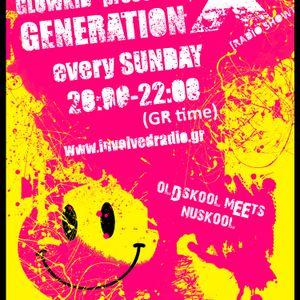 GL0WKiD's Generation X [RadioShow] @ InvolvedRadio.gr - 23Jun.2013