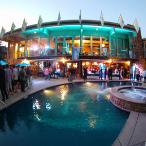 Live Set of the Bombay Sapphire Most Creative Drink Competition Aspen CO.
