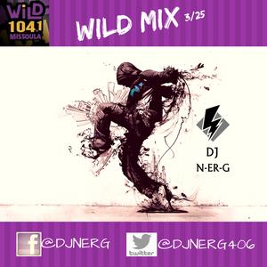 WiLD 104 Mix 3/25