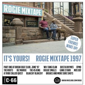 It's yours! Rogie mixtape 1997