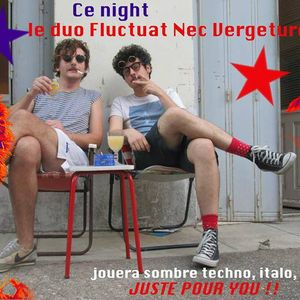 Fluctuat Nec Vergetures - DJ Set @ Le Mat 24/06/2015