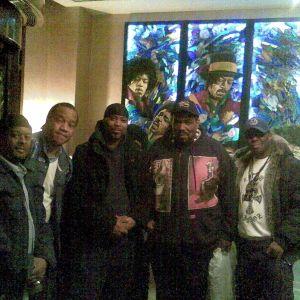 Zulu Nation Rap Show pt2 ft V.B &.MO