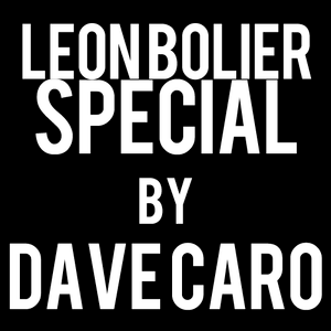 Leon Bolier Special Side A Mixed by Dave Caro