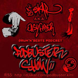 DJ SKAR podbuster show 01 - rock around the bass