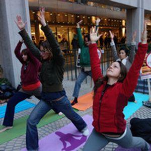 Popaganda: Rethinking Yoga