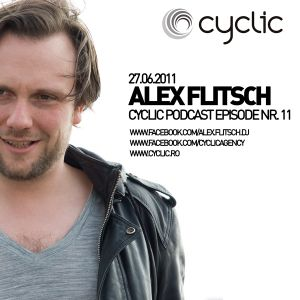 Cyclic Podcast Episode Nr 11 - Alex Flitsch - 29.06.2011