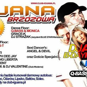 IGUANA - 2009.10.10 DJ Arti B-Day - Bass-T - Live Set
