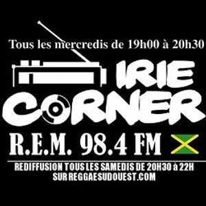 Irie Corner by Hagar sound system - Emission du 10/11/12