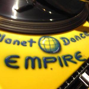 DJ Bossi (Cosmic Gate) @ Empire Diepholz im August 1999