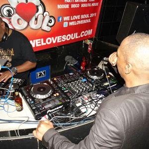 BROTHERS INC ( DJ PEPPER & JP ) Saturday shake down  www.dejavufm.com every ~Saturday 29/10/16