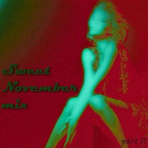 dj sparrow - sweet november mix (part II)