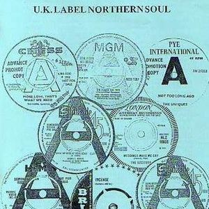 BRITISH NORTHERN SOUL-A-GO-GO