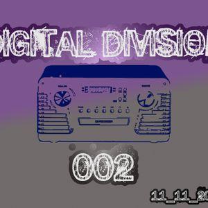 DIGITAL DIVISION 002 Live Session @ FM HIT 11 Nov 2010