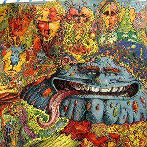 Dark Psychedelic Art