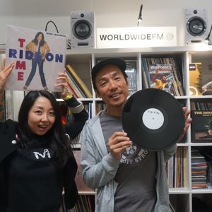 oto nova Japan 音の波: Mari* with Koichi Sakai // 07-10-19
