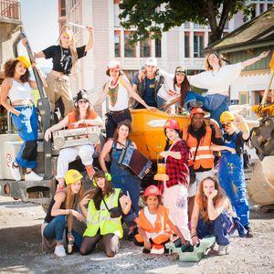 La Quotidienne - Women At Work - Interview et Freestyle
