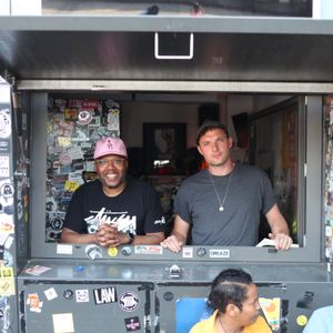 LDLDN & Rich Skrein - 9th July 2017