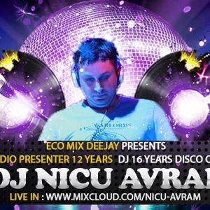 vol.2 Eco-Mix Ibiza Sound DeeJay Nicu Avram Mix 15 Sep.