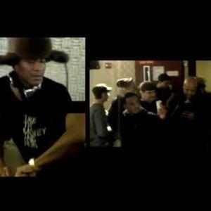 Q-Tip spinning on The Rare Radio Show 11.28.2009 - WBAI 99.5fm NYC