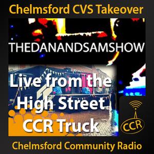 The Dan & Sam Show CVS Takeover @danandsamshow - Dan & Sam - 03/06/14 - Chelmsford Community Radio