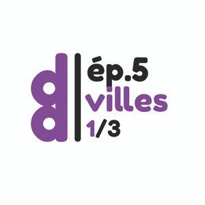 DESSIN DESSEIN - le podcast du design // EP5 – Villes > Partie 1 : Lille capitale mondiale du design