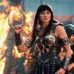 A mixtape for Xena: Warrior Princess