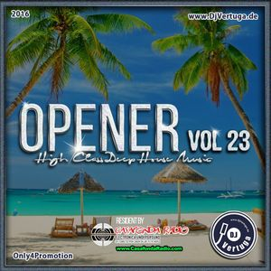 Opener 23 (Only Deep House)