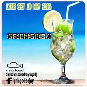 GRINGODJ - LIVE SET 10 MAY 2015