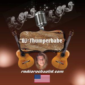 DJ Thumperbabe VALENTINES ROCK SHOW @ www.radiorocksolid.com