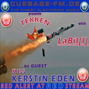 LaBil[l]: TEKKEN on CUEBASE-FM.DE - DEEP IMPACT (28. June 2012)